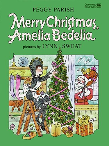9780688061029: Merry Christmas, Amelia Bedelia (Greenwillow Read-alone)