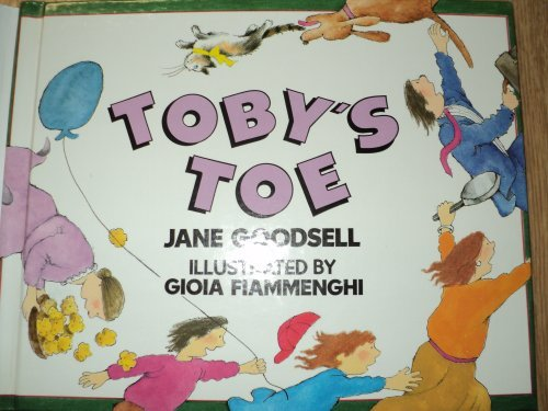 Toby's Toe: Goodsell, Jane, Fiammenghi,