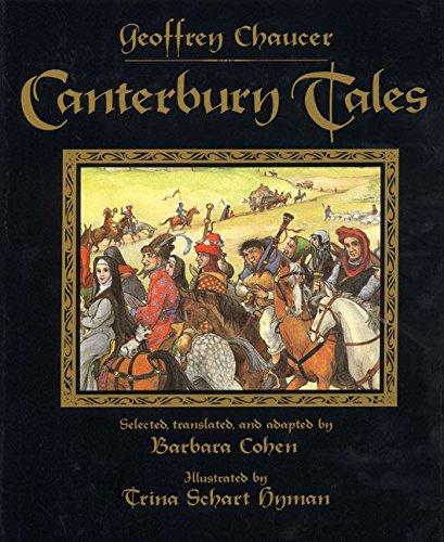 9780688062019: Canterbury Tales