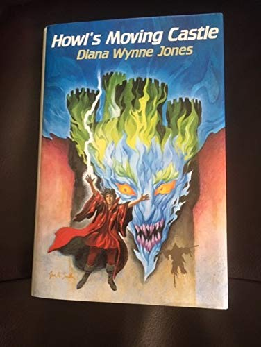 9780688062330: Howl's Moving Castle - AbeBooks - Jones, Diana Wynne:  0688062334