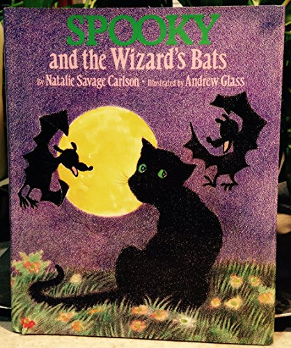 9780688062804: Spooky and the Wizard's Bats