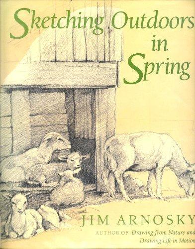 9780688062842: Sketching Outdoors in Spring