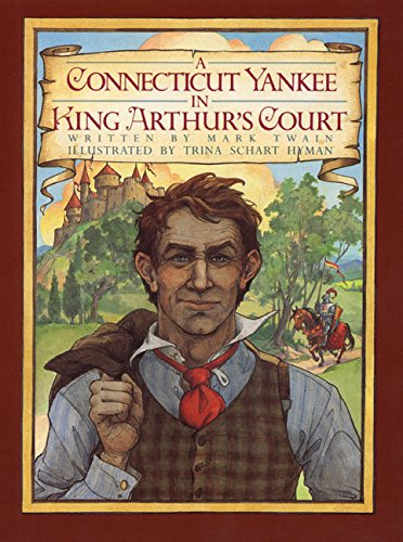 9780688063467: A Connecticut Yankee in King Arthur's Court (Books of Wonder)