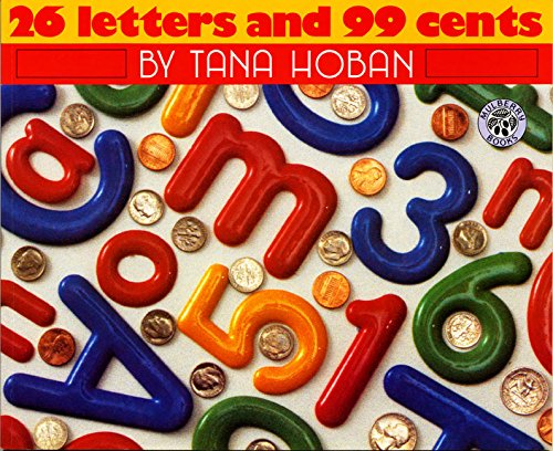26 Letters And 99 Cents: Tana Hoban