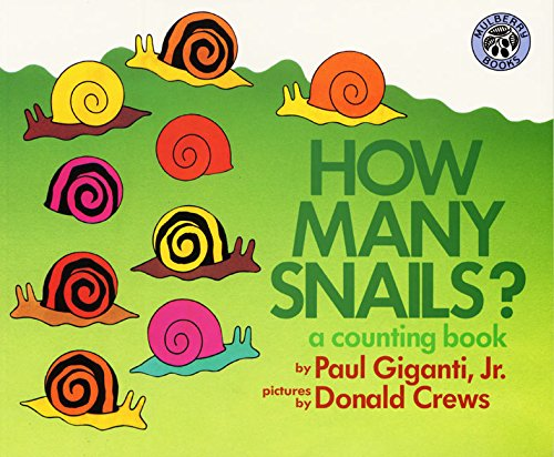9780688063696: How Many Snails? (Counting Books (Greenwillow Books))