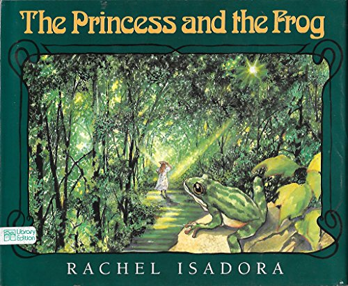 9780688063740: The Princess and the Frog: Adapted from the Frog King and Iron Heinrich by the Brothers Grimm