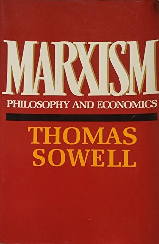 9780688064266: Marxism: Philosophy and economics