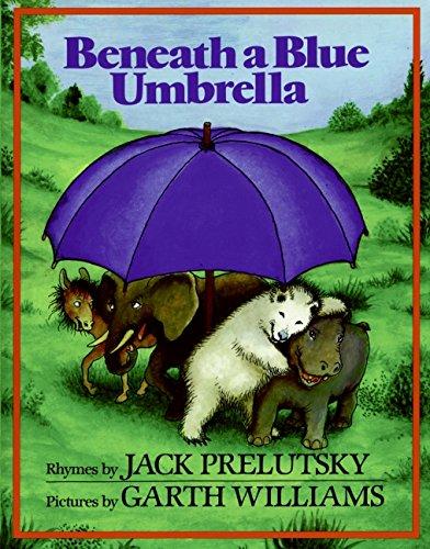 9780688064297: Beneath a Blue Umbrella
