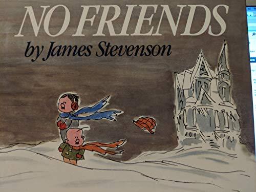 No Friends: Stevenson, James