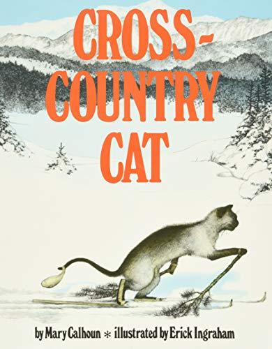 9780688065195: Cross-Country Cat