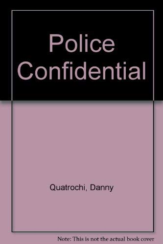 9780688065270: Police Confidential