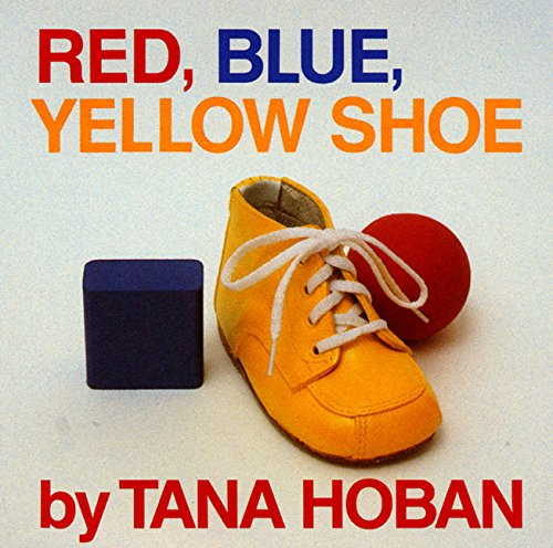 9780688065638: Red, Blue, Yellow Shoe