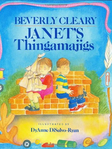 Janet's Thingamajigs (Mulberry books): Cleary, Beverly