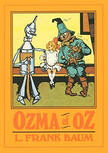 9780688066321: Ozma of Oz (Books of Wonder)