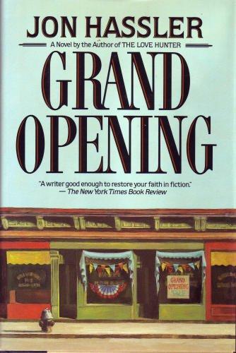 9780688066499: Grand Opening