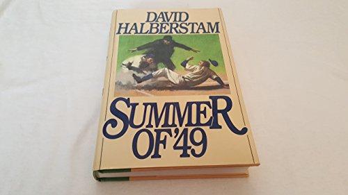 9780688066789: Summer of '49