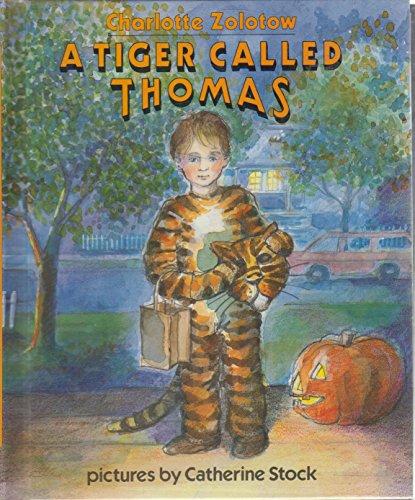 9780688066963: A tiger called Thomas