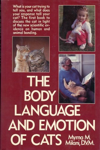 9780688067861: The Body Language and Emotion of Cats