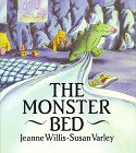 9780688068042: The Monster Bed
