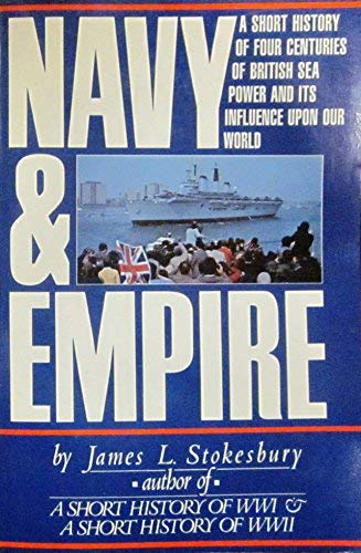 9780688069698: Navy and Empire