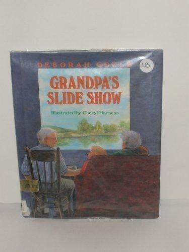 9780688069728: Grandpa's Slide Show