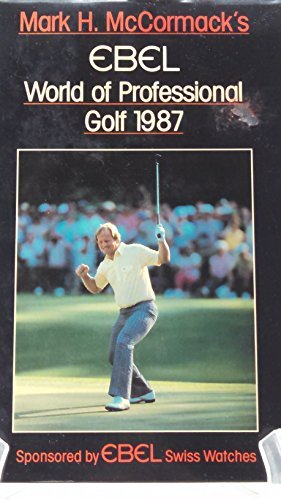 Mark McCormack's World of Professional Golf: 1987 (0688070272) by Mark H. McCormack