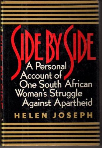 Side by Side: The Autobiography of Helen Joseph: Joseph, Helen