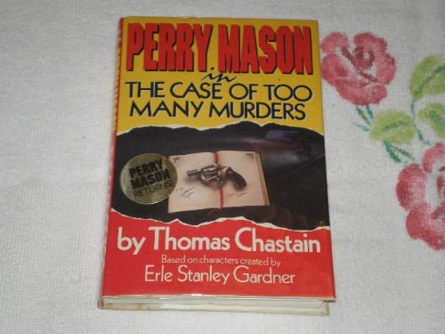 Perry Mason in the Case of Too Many Murders (Author's original Proof copy)