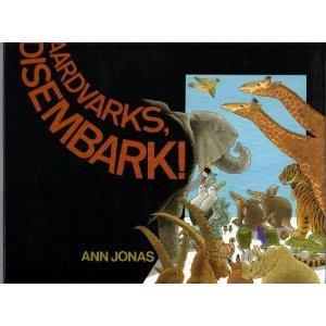 Aardvarks, Disembark!: Jonas, Ann