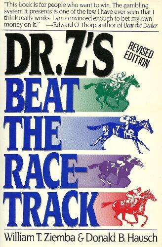 9780688072216: Dr. Z's Beat the Racetrack