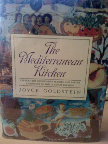The Mediterranean Kitchen (Signed): Goldstein, Joyce