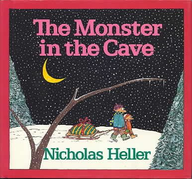 9780688073145: The Monster in the Cave