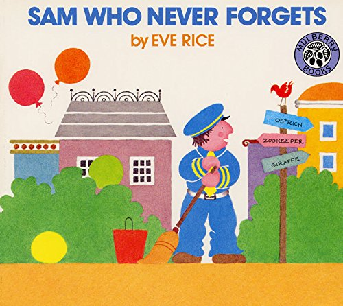 9780688073350: Sam Who Never Forgets