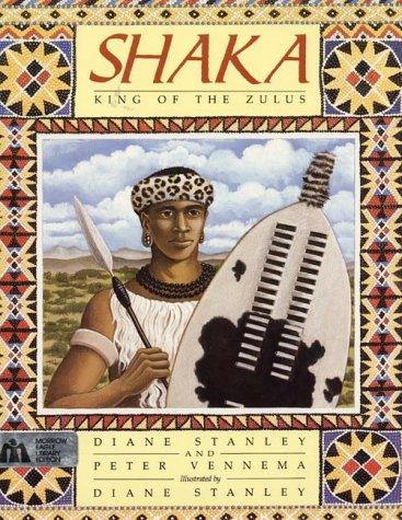 9780688073428: Shaka: King of the Zulus