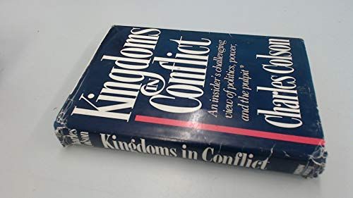 9780688073497: Kingdoms in Conflict