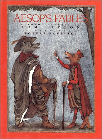 Aesop's Fables [INSCRIBED]: Paxton, Tom