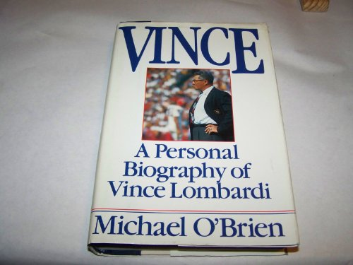 9780688074067: Vince: A Personal Biography of Vince Lombardi