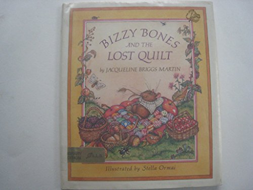 9780688074074: Bizzy Bones and the Lost Quilt