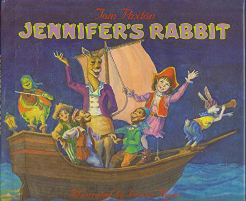 Jennifer's Rabbit: Paxton, Tom