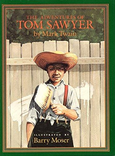 9780688075101: The Adventures of Tom Sawyer (Books of Wonder)