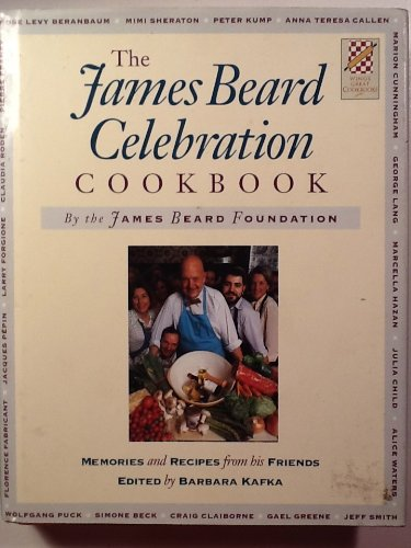 The James Beard Celebration Cookbook.