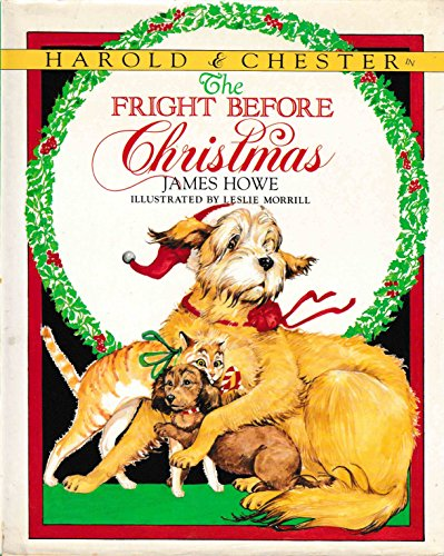 The Fright Before Christmas (Bunnicula and Friends): Howe, James