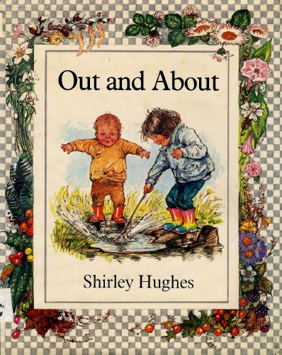 Out and About Through the Year (Hughes,: Shirley Hughes