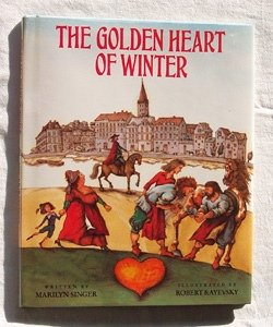 The Golden Heart of Winter