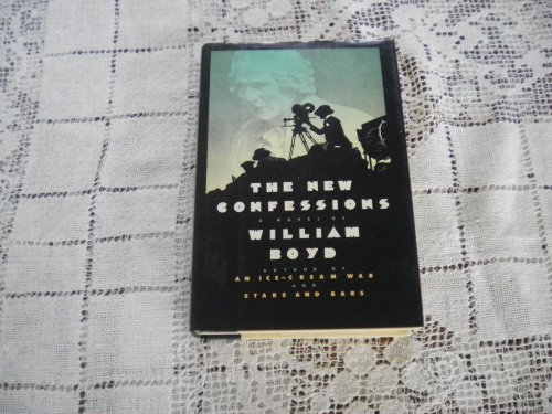 The New Confessions: Boyd, William