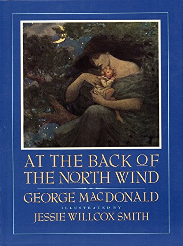 9780688078089: At the Back of the North Wind (Books of Wonder)