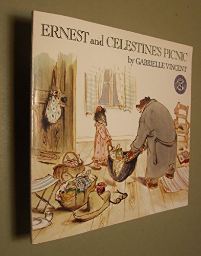 9780688078096: Ernest and Celestine's Picnic