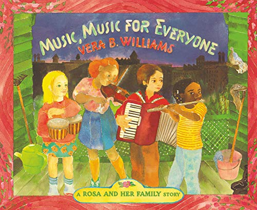 9780688078119: Music, Music for Everyone (Rise and Shine)