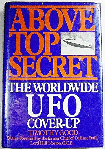 9780688078607: Above Top Secret