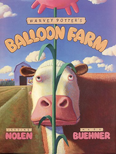 9780688078874: Harvey Potter's Balloon Farm
